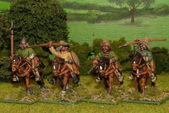 MO05 Horse archers.