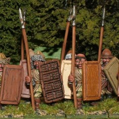 MO08 Foot spearmen.
