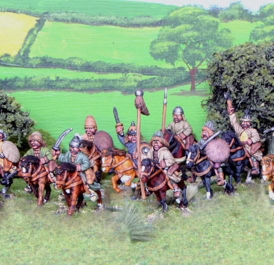 MOU02 Light cavalry.