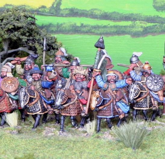 MOU03 Heavy cavalry