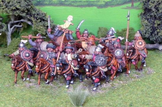 MOU07 Heavy cavalry.