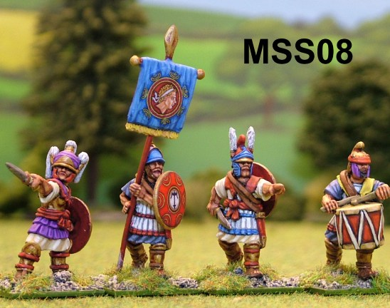 Late Successor Phalangites Command