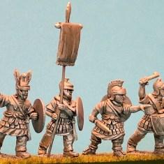 Seleucid Phalangites Command
