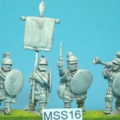 Guard Phalangites Command