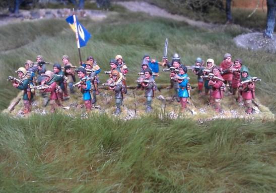 MED05 medieval Crossbowmen deal.