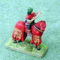 Mounted Herald.