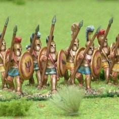 Greek Unit Packs