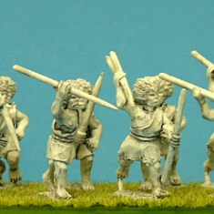 Numidian Javelin men