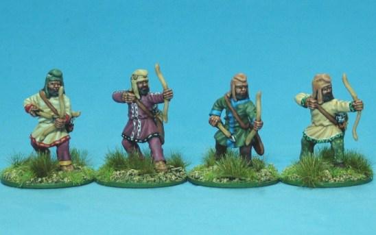 AchaemenidPersian light infantry archers