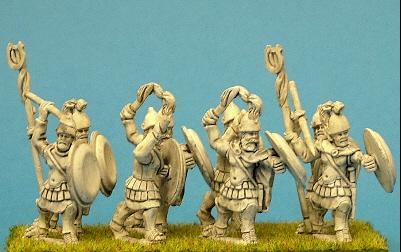 Punic Infantry Command