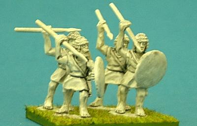 Numidian Skirmishers