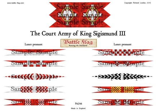 The Winged Hussars of the Rotal Court of King Sigi