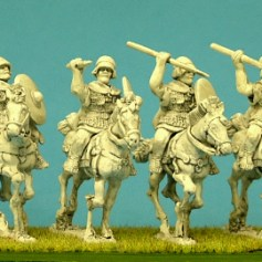 Equites Cavalry, spear.
