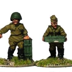 WW235 Ammunition box carrier