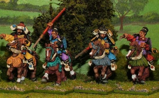 Samurai Cavalry