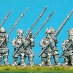 Samurai Retainers 3