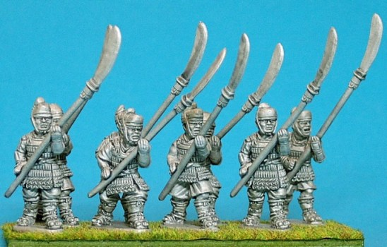 28mm samurai Retainers 4
