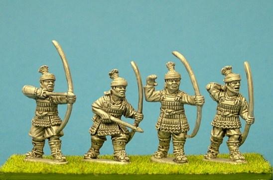 28mm Samurai Retainers