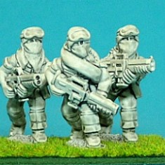 25mm sci fi Recon team .