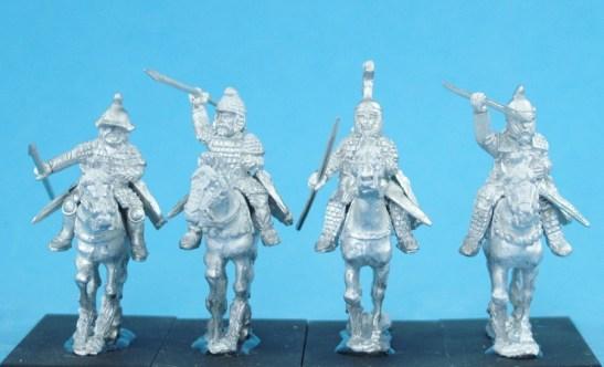 Noble Cavalry II,Lance Unbarded Horse