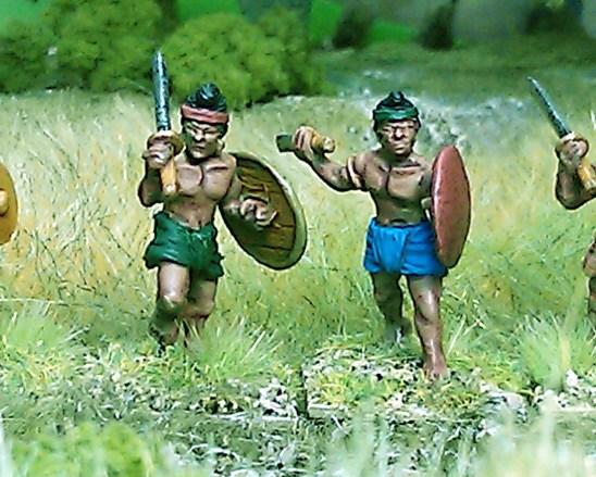 Levy swordsmen
