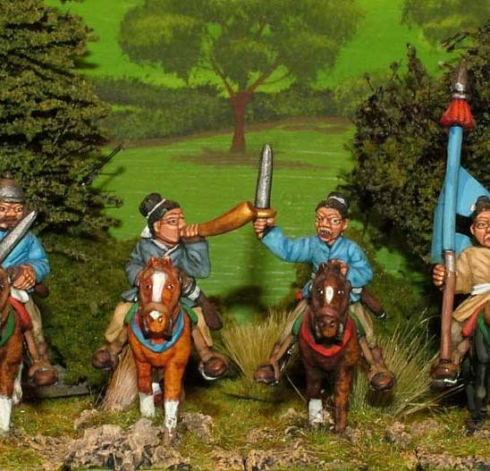 SU18 Light cavalry command.