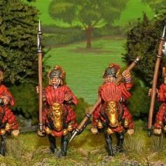 SU23 Heavy cavalry.