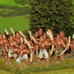 SUP13 Tribal archers.