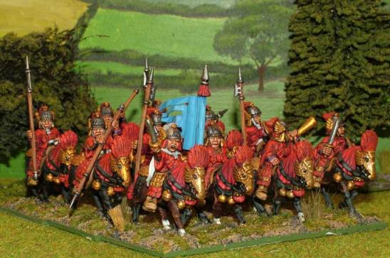 SUP17Sung Chinese Heavy cavalry.
