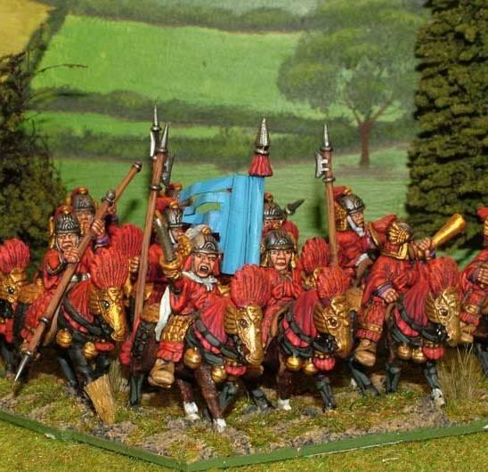 SUP17 Heavy cavalry.