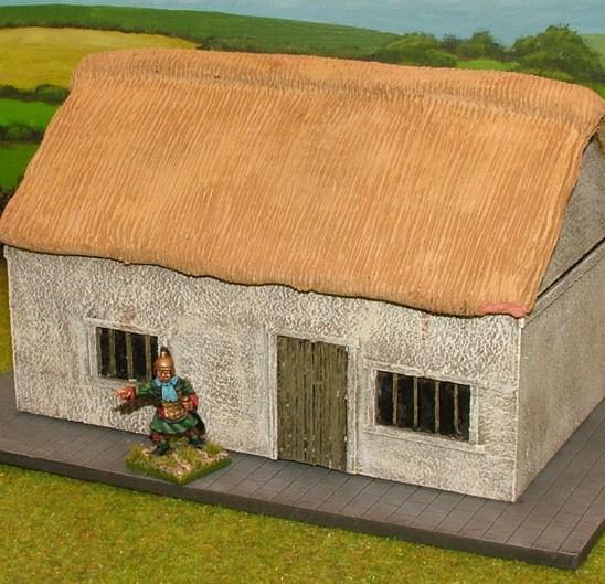 SV15a Single story house.