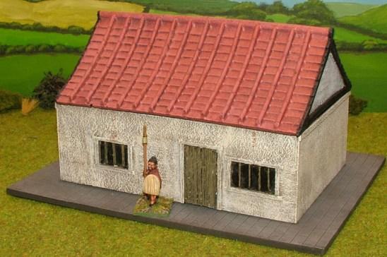 SV15c Single story house.