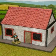 SV15d Single story house.