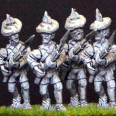 28mm seven years British Madras Sepoys