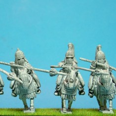28mm tibetan Cataphracts (3).
