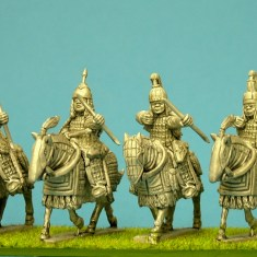 28mm tibetan Cataphract archers