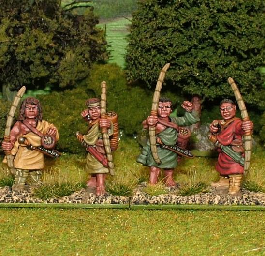 TB10 Nomad archers.