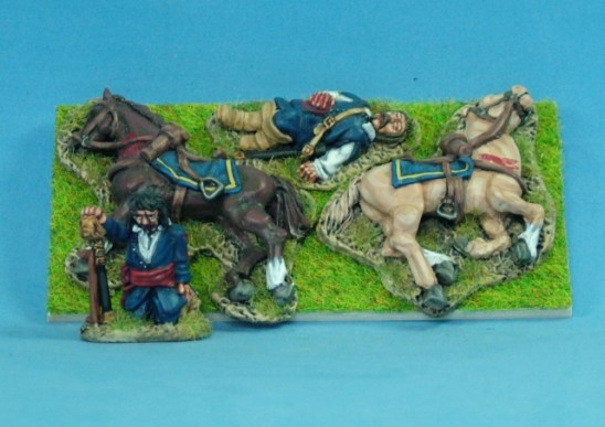 28mm Thirty Years War Casualties Casualties II Cavalry
