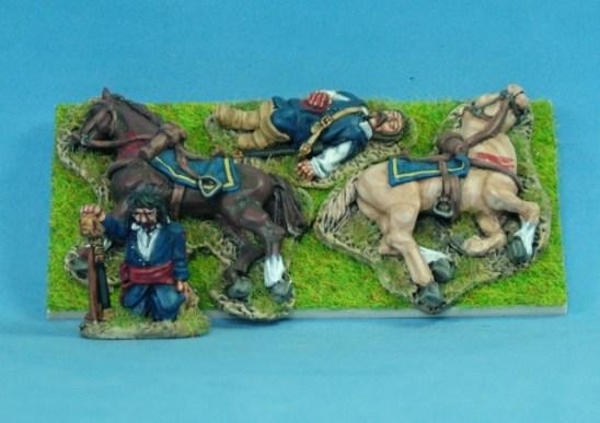 28mm Thirty Years War Casualties Casualties II Cavalry