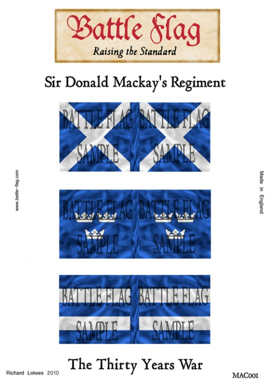(n) Colonel Mackay's Regiment