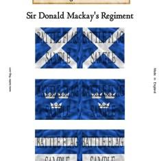 (n) Colonel Mackay's Regiment