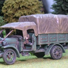 28mm 1/48 ww1 British Truck