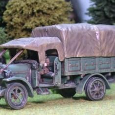 28mm 1/48 ww1 British Truck