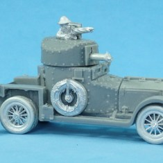 28mm Rolls Royce armoured car.