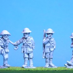 28mm ww1 british high Command