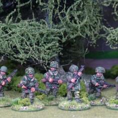 British Paratroop Platoon Packs