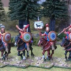 Tarantine light cavalry command