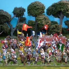Late Medieval Unit & Army Packs