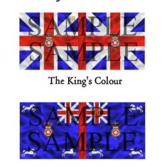Seven Years War Flags
