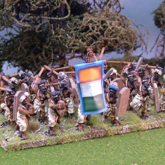 28mm ancient indian spearmen
